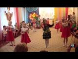 Башкирский танец с Аделиной