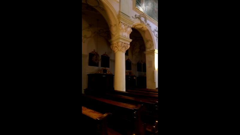 Бенедиктинское аббатство. Собор святого Петра
