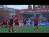 Россия - Испания - 2:0