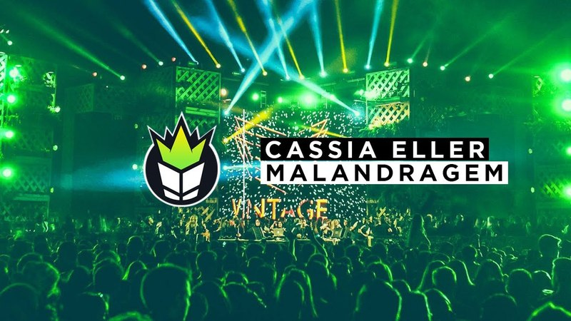 Cássia Eller - Malandragem (Rostak Kazoow Bootleg)