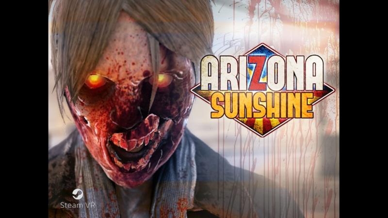НАВИГАТОР VR - Arizona Sunshine VR игра в клубе