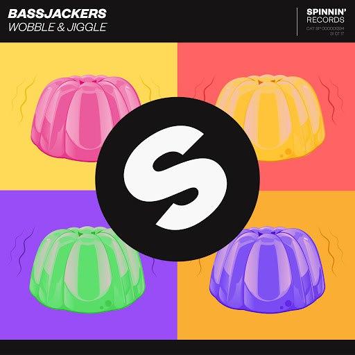 Bassjackers альбом Wobble & Jiggle