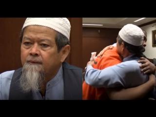 Мусульманин простил человека, участвовавшего в убийстве его сына