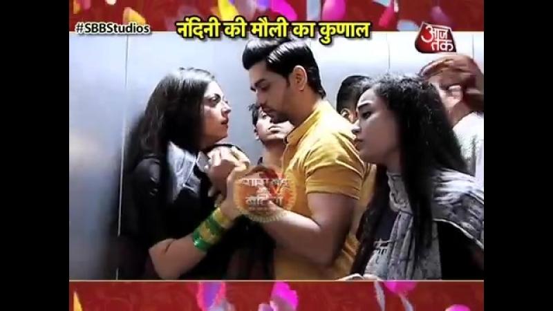 Silsila Badalte Rishton Ka_ WHAT! Nandini Kunal STUCK IN A LIFT