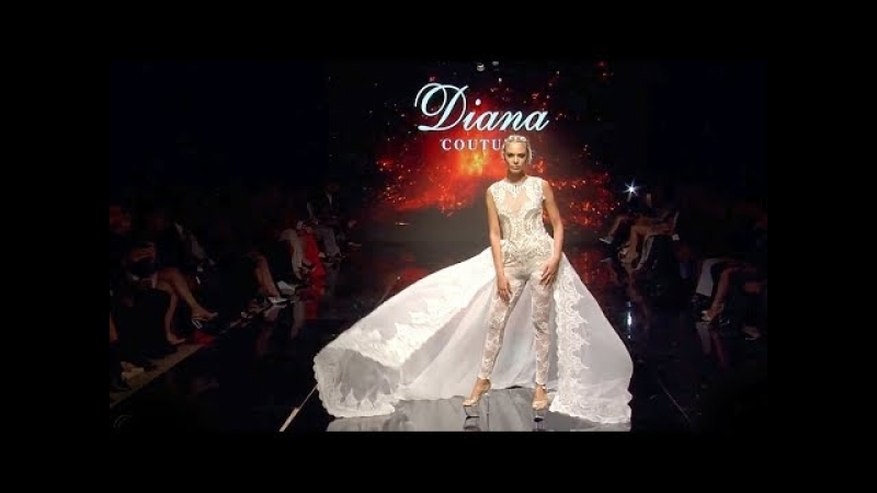 Diana Couture Spring Summer 2017 Full Fashion Show Exclusive