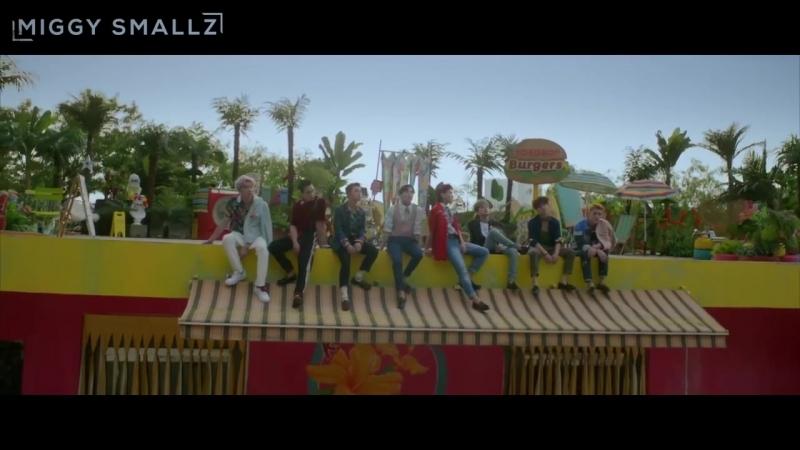 NCT U _BTS _EXO _MONSTA X – Boss_Fire_Ko Ko Bop_Dramarama MASHUP (feat. NCT 127