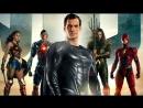 ✨Superman Black Suit - Justice League (Cut Scene) HD✔✨