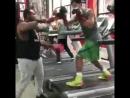 Как тренируются будущие чемпионы (6 sec)