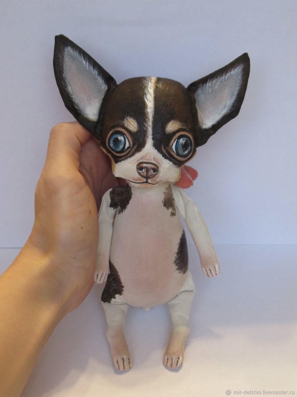 игрушка собачка
