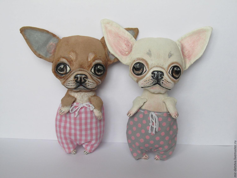 собачки игрушки