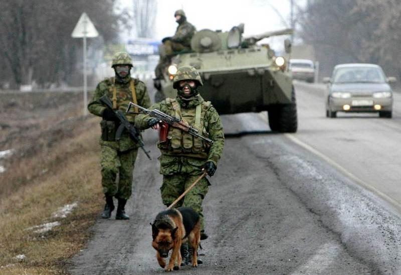 В Зеленчукском районе введен режим контртеррористической операции