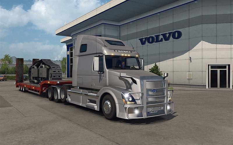 VOLVO VNL670 V1.5.3 BY ARADETH