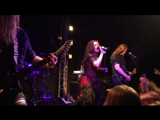 Sirenia - Dim Days Of Dolor (Live Samara 24/10/2017)