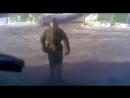 Солдат танцует
