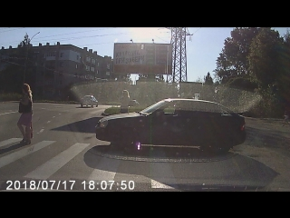 Водитель-Пешеход