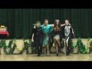Ёлка - 2018 танец нечисти