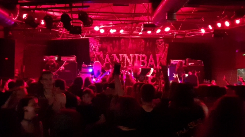 Cannibal Corpse - Stripped, Raped and Strangled