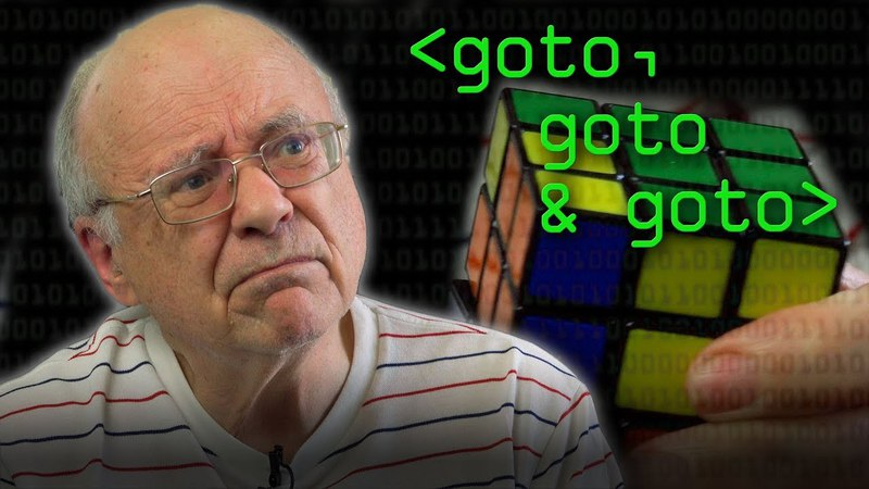 GOTO, Goto Goto - Computerphile