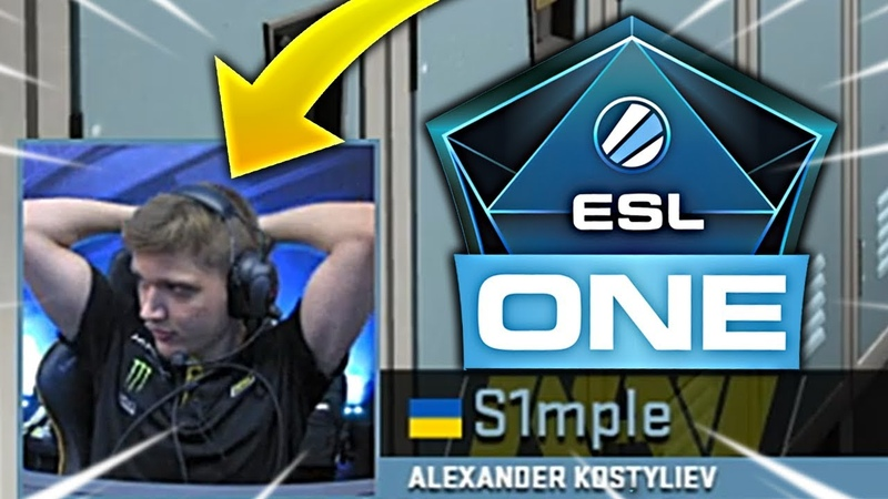 S1mple DOESN'T GIVE A SH*T!! ESL One Belo Horizonte/Asia Championships • CSGO Moments Ep.255