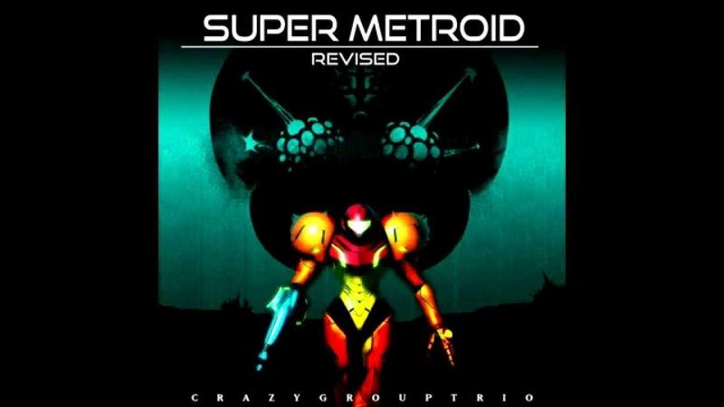 Super Metroid Revised   It Begins Super Metroid Theme