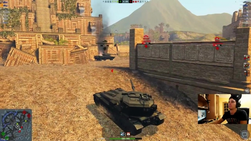 [Glafi.com] WoT Blitz - Пробивая дно 2 - World of Tanks Blitz (WoTB)