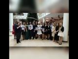 Поздравление с наступающим 2018 годом от молодежи Георгиевского округа
