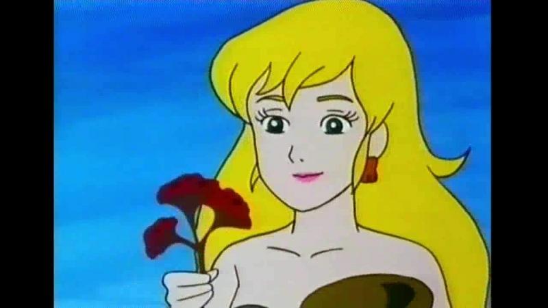 Заставка мультсериала Приключения Русалочки(Приключения русалочки Марины)