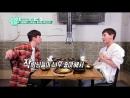 16.11.17 Idol tour Ким Сангюн из JBJ раскрывает кубики - мясные рестораны в Сеуле