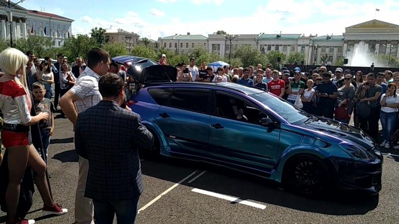 Алексей Midway Бутенко. Autofest Чита