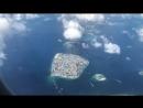 Вылетели внутренним рейсом на остров kooddoo ✈️🏝🌊