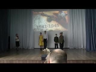 Битва хоров в школе №69 г. Липецк 9е (занял Гран при)