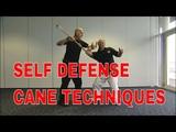SELF DEFENSE CANE TECHNIQUES Masterclass