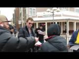 22 января 2017 - Роберт покидает Sundance Film Festival, Парк-Сити, Юта