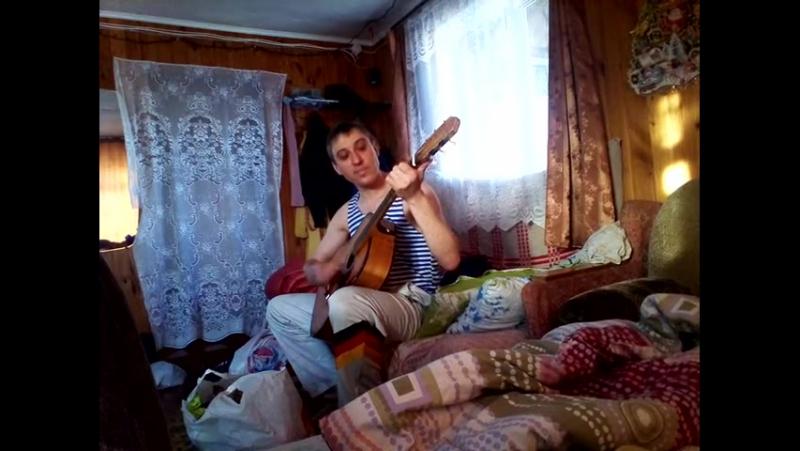 Виталик Залунин На завалинке