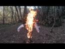 18 февраля-походная баня черноречье,байдарка-сжигаемчучечелку