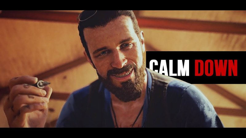 [Farcry] John Seed Vaas Montenegro: Calm Down