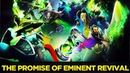 The Promise of Eminent Revival 5 Immortal Items Treasure Bundle LVL 615 Battle Pass Dota 2 Preview