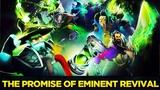 The Promise of Eminent Revival - 5 Immortal Items Treasure Bundle LVL 615 Battle Pass Dota 2 Preview