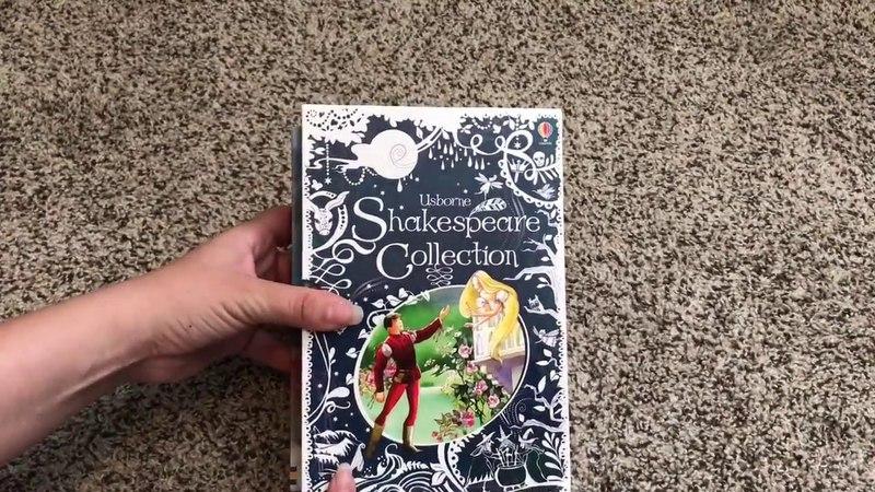 Usborne's Shakespeare Gift Collection boxed set 💀 Usborne Books More