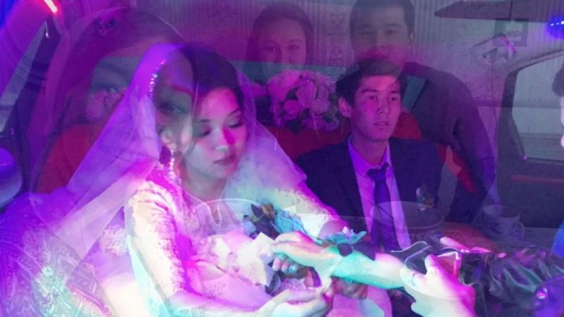 BakytzhanAkzharkyn wedding day