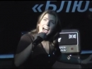 Анастасия Чураева. Сольный концерт в кафе Блюз LIVE