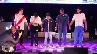 Pura Calle 2018 - FINAL HOUSE - Shinichi & Abraham vs Negao & Nico | Danceproject.info