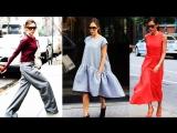 Victoria Beckham new street style - 2017