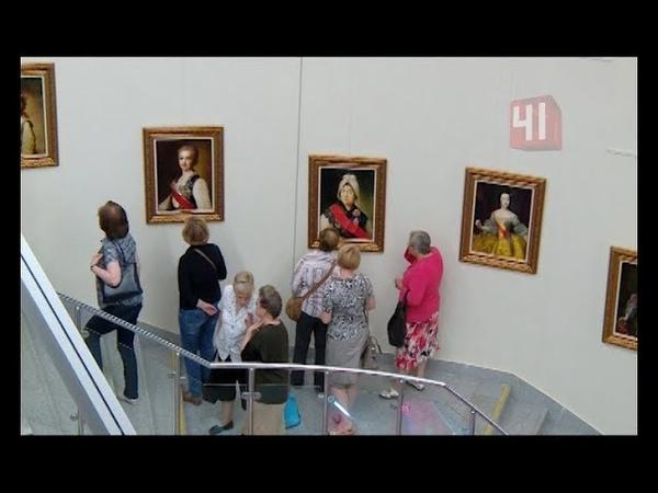 Галерея, посвящённая великим женщинам