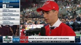 Joe Veleno Selected 30th Overall By Red Wings 2018 NHL Draft