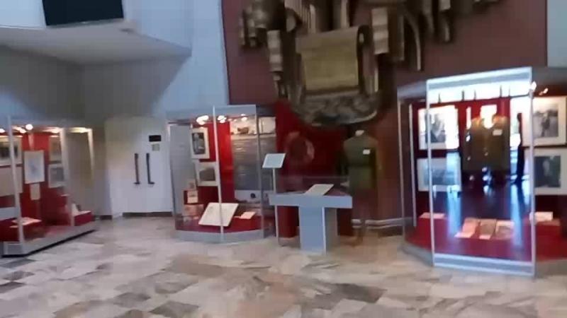 Музей диорама Огненная дуга.