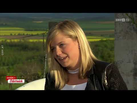 Daheim in Österreich Stargast Sängerin Melanie Payer ORF2 2018 04 24