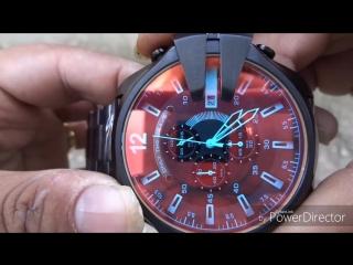 Big Daddy 10 Bar Dual color dial watch