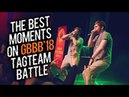 The Best Moments on Grand BeatBox Battle 2018 TagTeam Battle