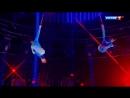 Синяя птица. Невероятные воздушные гимнастки